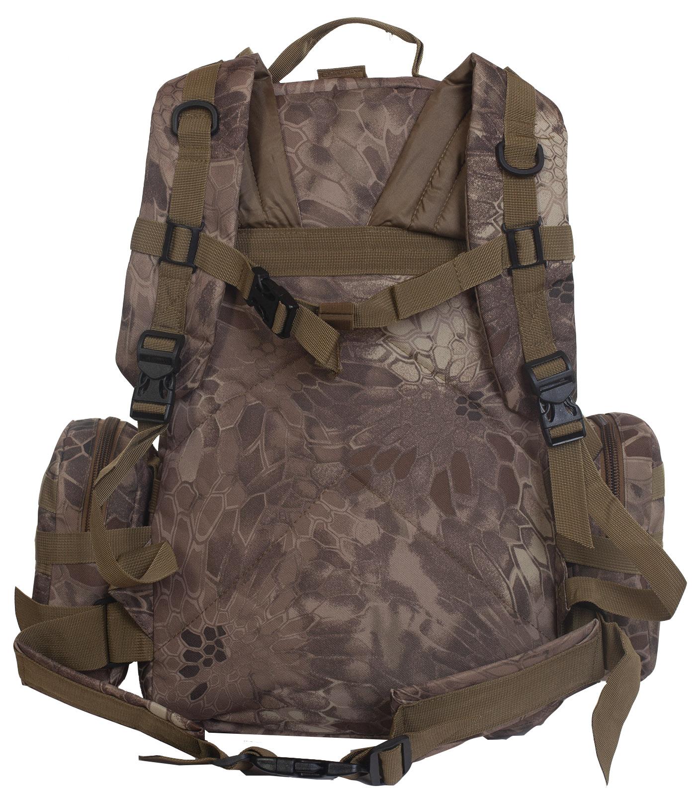 Большой армейский тактический рюкзак камуфляжа Kryptek Nomad недорого