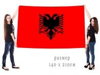 Большой флаг Албании