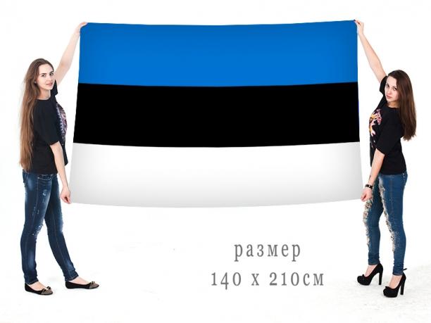 Большой флаг Эстонии