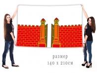 Большой флаг города Верея