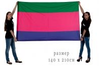 Большой флаг Кубанского Казачьего войска «старый»
