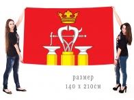 Большой флаг муниципального образования Александровский район