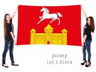 Большой флаг муниципального образования Краснотуранский район Красноярского края