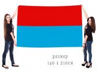 Большой флаг муниципального образования Михайловский район