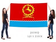 Большой флаг муниципального образования Орловский район