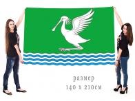 Большой флаг муниципального образования Селивановский район