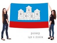 Большой флаг муниципального образования Сухобузимский район