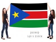 Большой флаг Южного Судана