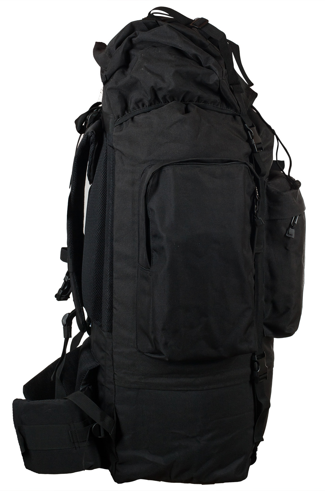Заказать большой многодневный рюкзак с рыбацкой нашивкой