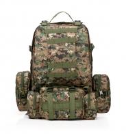 Большой рюкзак для путешествий и пеших походов