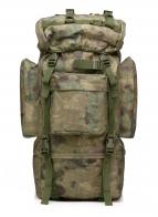 Большой рюкзак охотника с клапаном от дождя