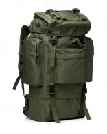 Большой рюкзак разведчика (70 литров, олива)