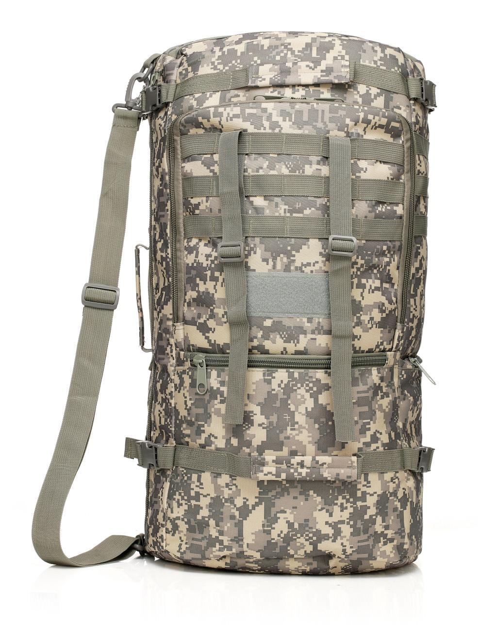 Большой тактический рюкзак для похода в горы MOLLE недорого