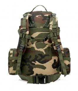 Большой тактический рюкзак хаки по выгодным ценам