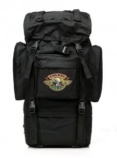 Большой охотничий рюкзак с нашивкой Ни Пуха ни Пера - купить в подарок