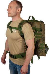 Большой тактический военный рюкзак для полевых условий камуфляж MultiCam