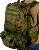 Большой тактический военный рюкзак для полевых условий