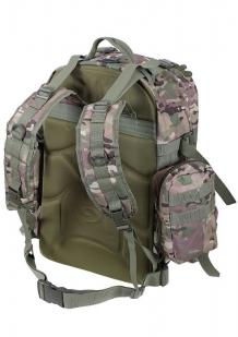 Заказать большой трехдневный рюкзак с охотничьей нашивкой