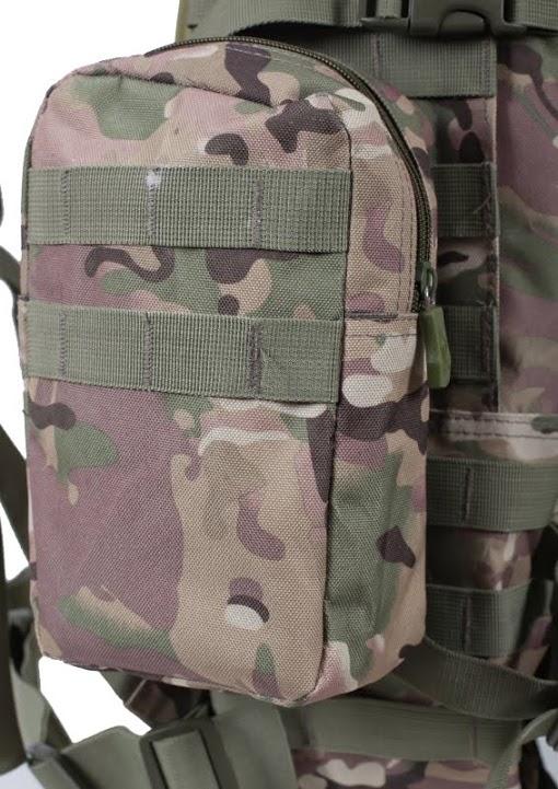 Большой трехдневный рюкзак с охотничьей нашивкой купить онлайн