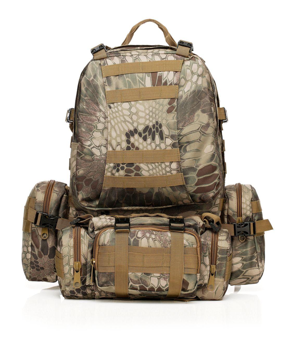 Большой туристический рюкзак недорого