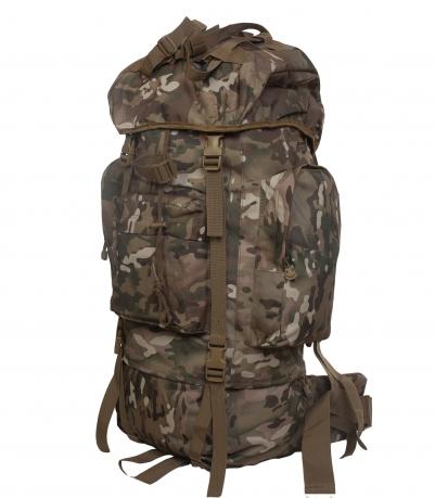 Большой камуфляжный рюкзак Multicam с обвеской MOLLE