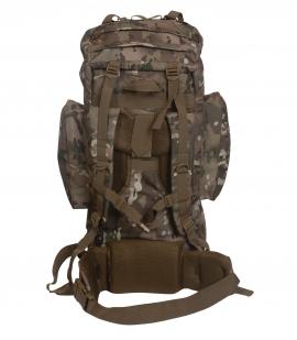 Большой камуфляжный рюкзак Multicam с обвеской MOLLE  -  оптом и в розницу