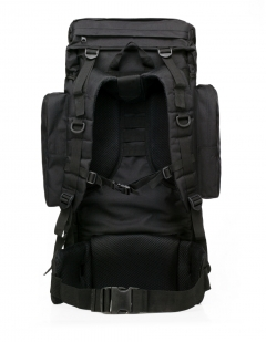 Большой вместительный рюкзак с нашивкой Лучший Охотник - заказать в розницу