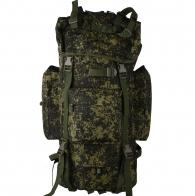 Большой военный рюкзак (70 литров, российская цифра)