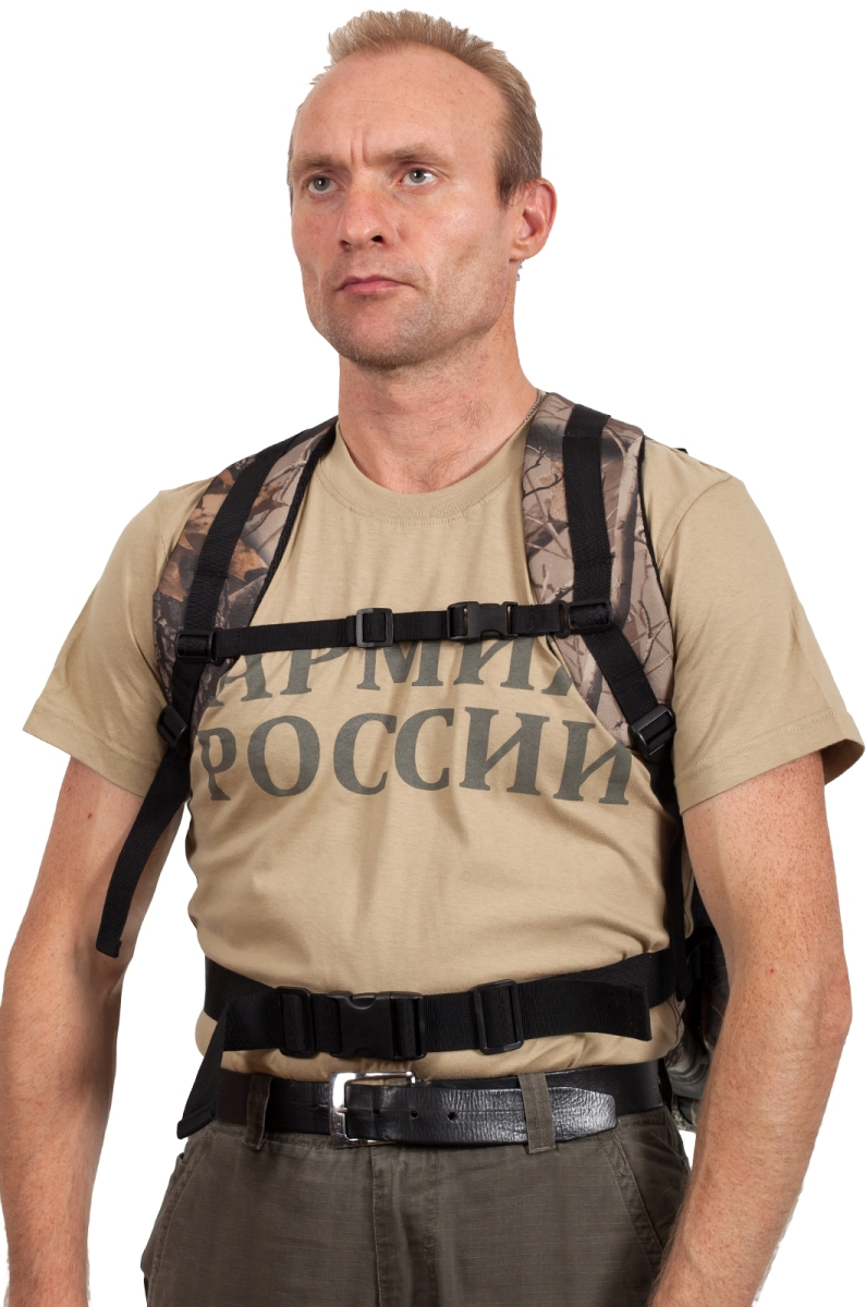 Большой военный рюкзак с нашивкой Афган - купить оптом
