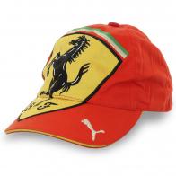 Бомбовая бейсболка Ferrari