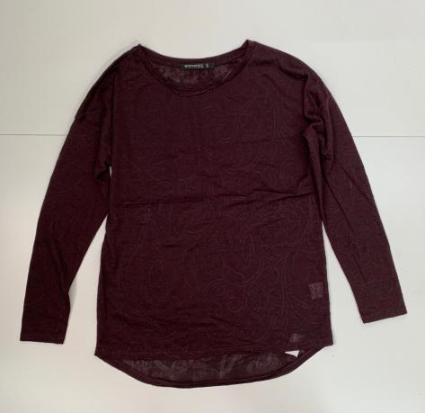 Бордовая женская кофточка от Encuentro