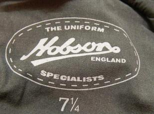 Бордовый берет десантников Королевских ВС Великобритании Hobson & Sons. Оригинал!