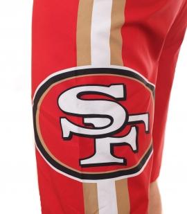 Бордшорты с логотипом футбольного клуба НФЛ San Francisco 49ers - принт