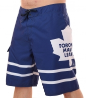 Бордшорты с логотипом хоккейного клуба НХЛ Toronto Maple Leafs