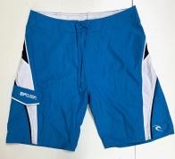 Бордшорты синие мужские RIP CURL с карманом