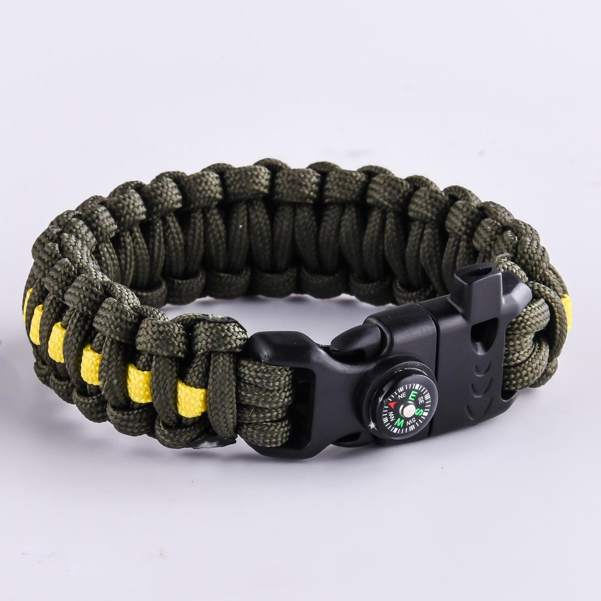 Купить браслет для выживания
