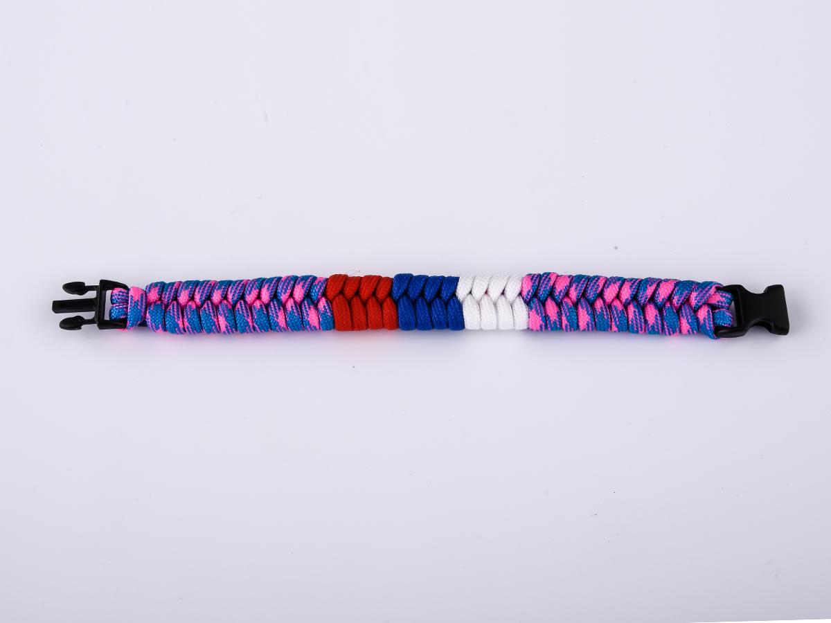 Купить браслет из шнура