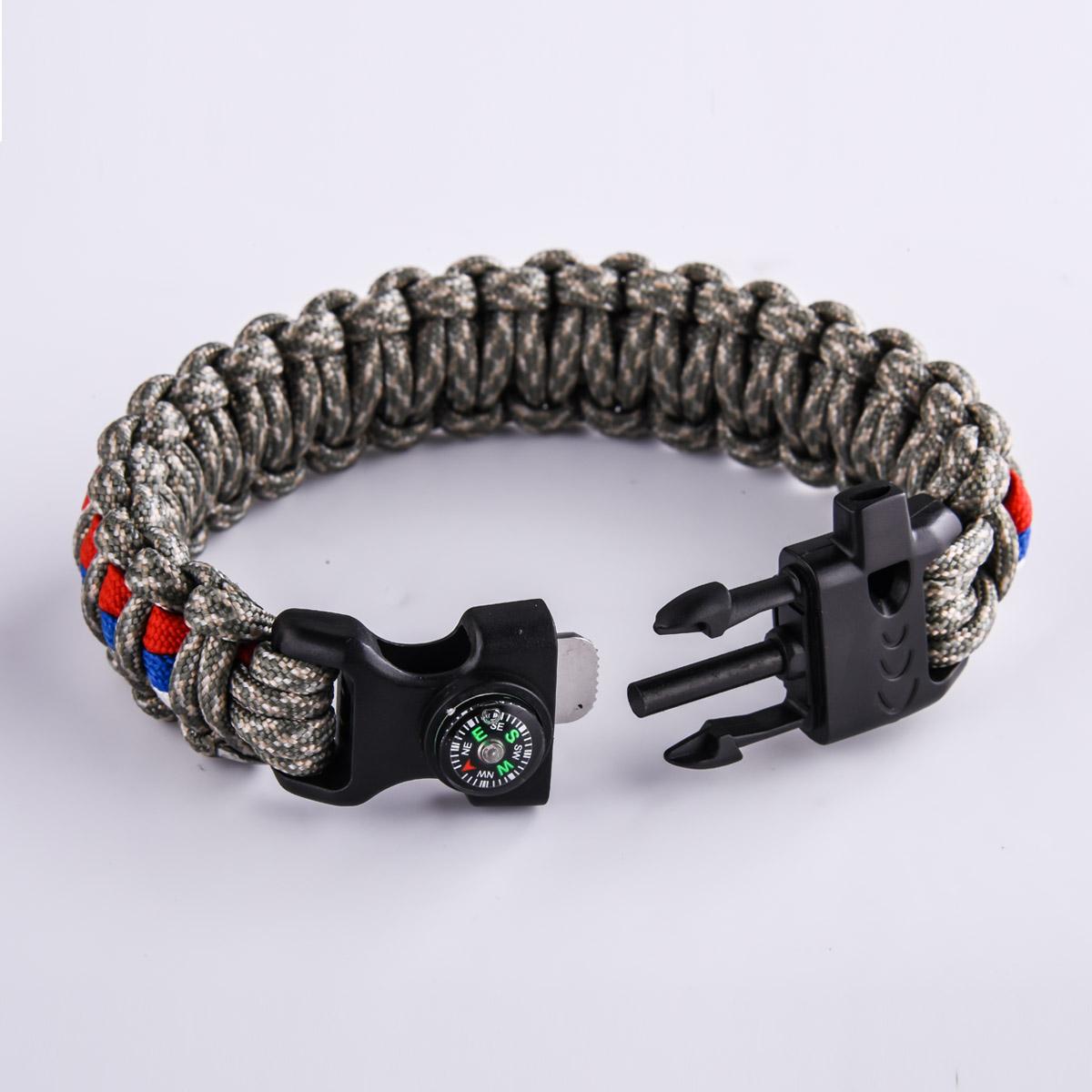 Высококачественный браслет из шнурков