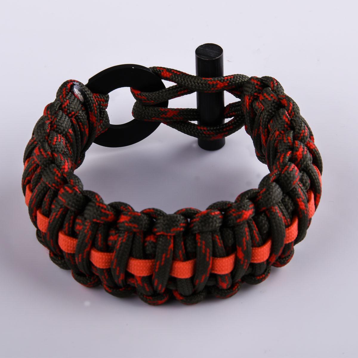 Браслет из верёвки