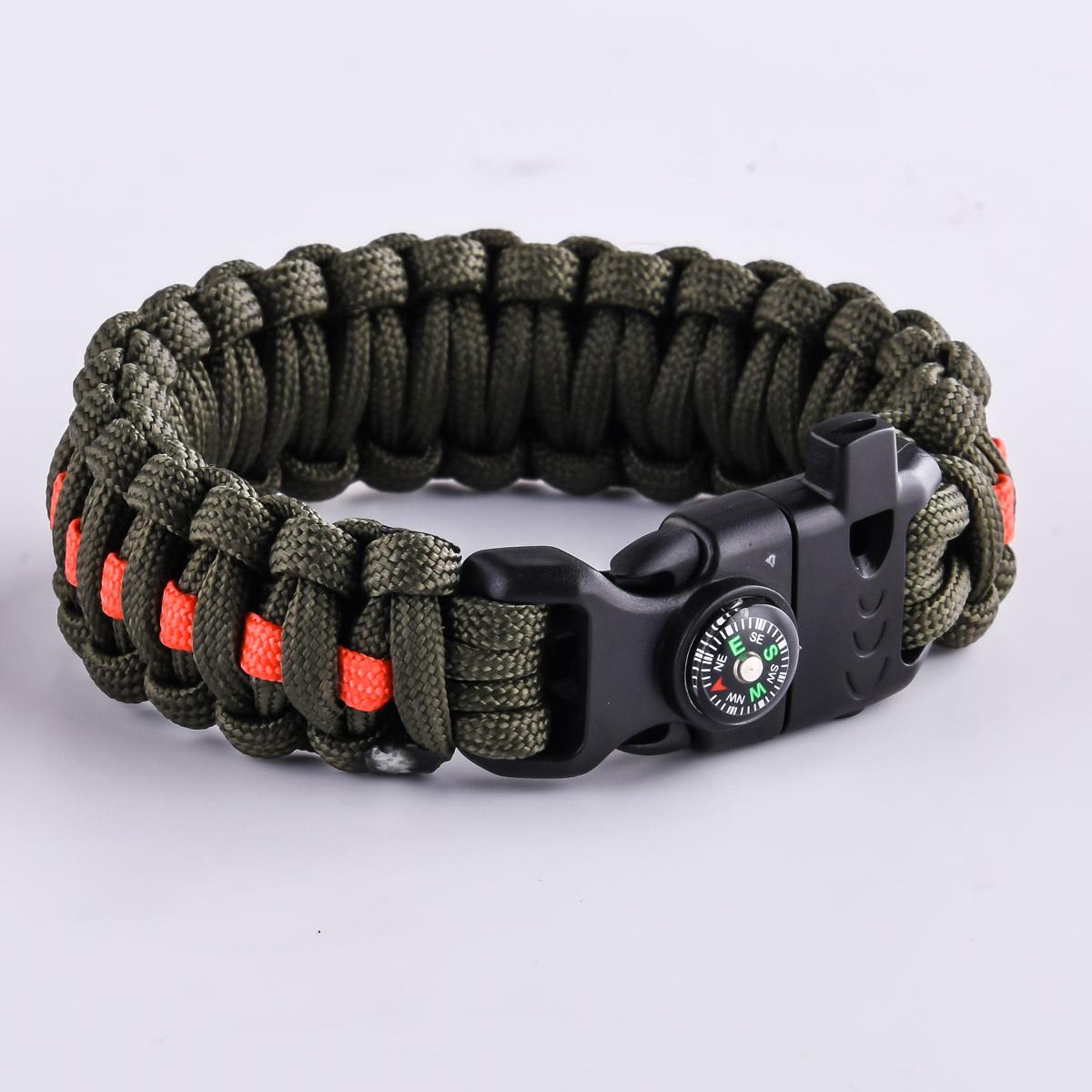 Купить браслет милитари