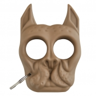 Брелок для самозащиты Brutus Bull-Dog (хаки)
