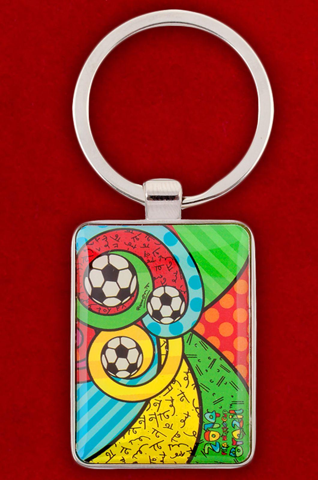 """Брелок """"Футбол 2014"""" - купить по низкой цене"""