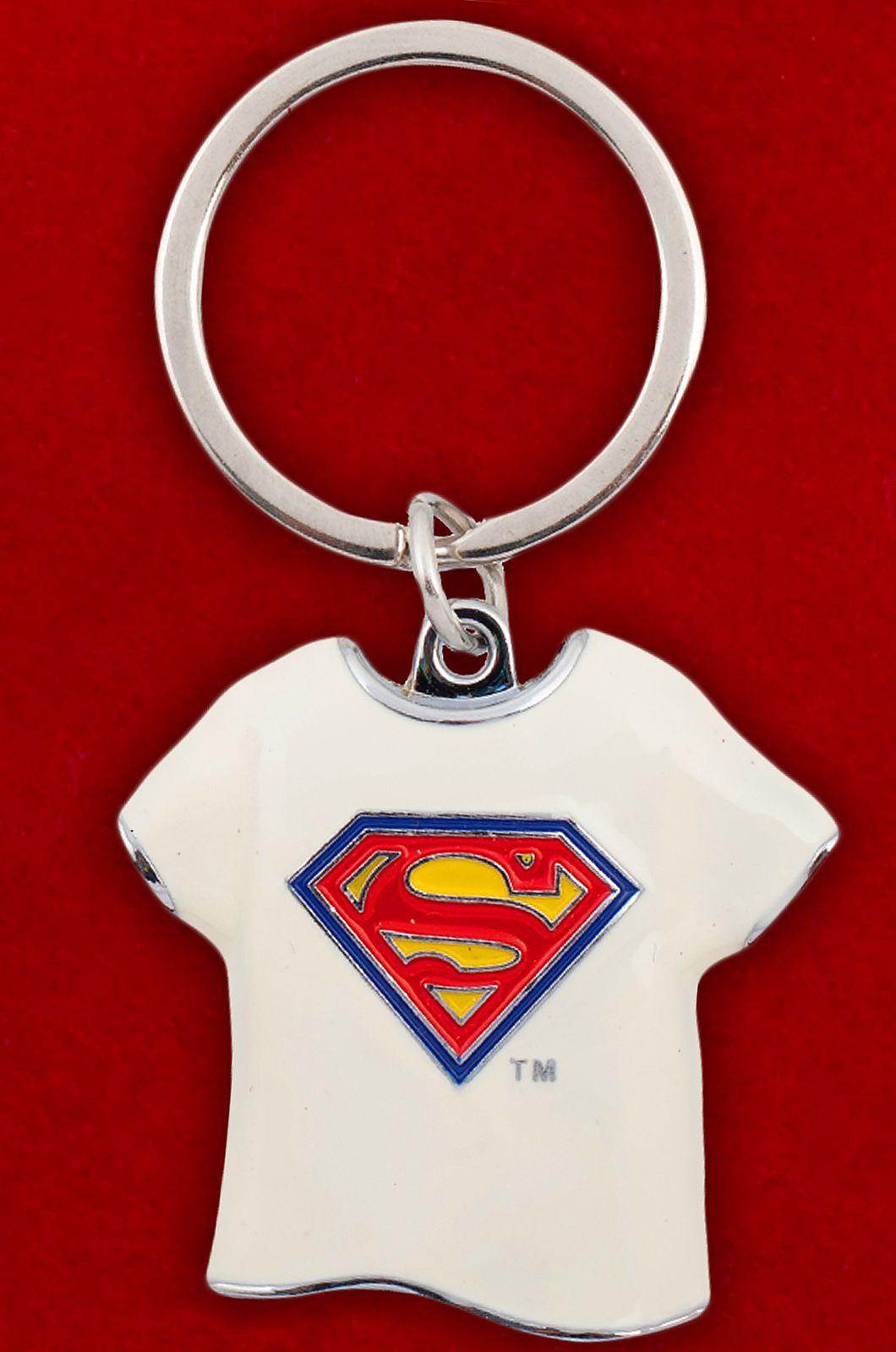 """Брелок """"Футболка Супермен"""" - купить недорого онлайн"""