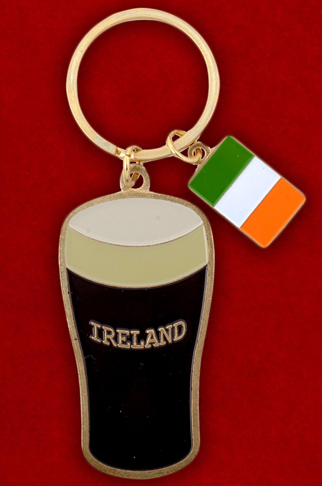"Брелок ""Ирландское пиво"""
