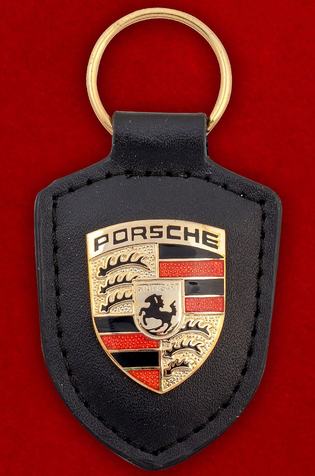 """Брелок с логотипом авто """"Porsche"""" - купить с доставкой"""