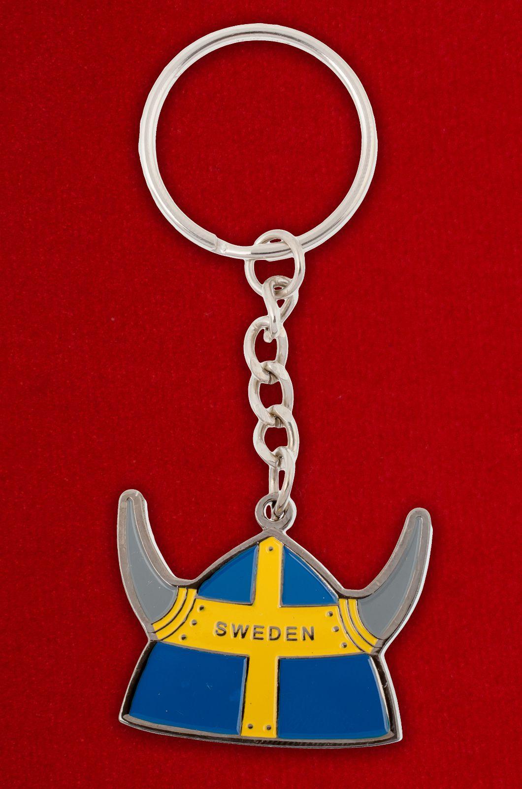 """Брелок """"Швеция"""""""
