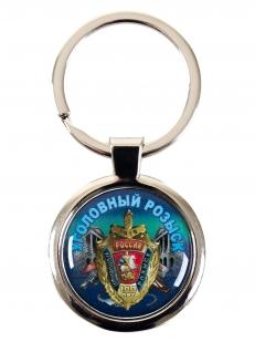 "Брелок ""Уголовному розыску 100 лет"""