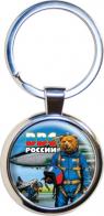 Брелок ВВС России с медведем