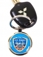 """Брелок """"Звезда ВДВ"""" купить в Военпро"""