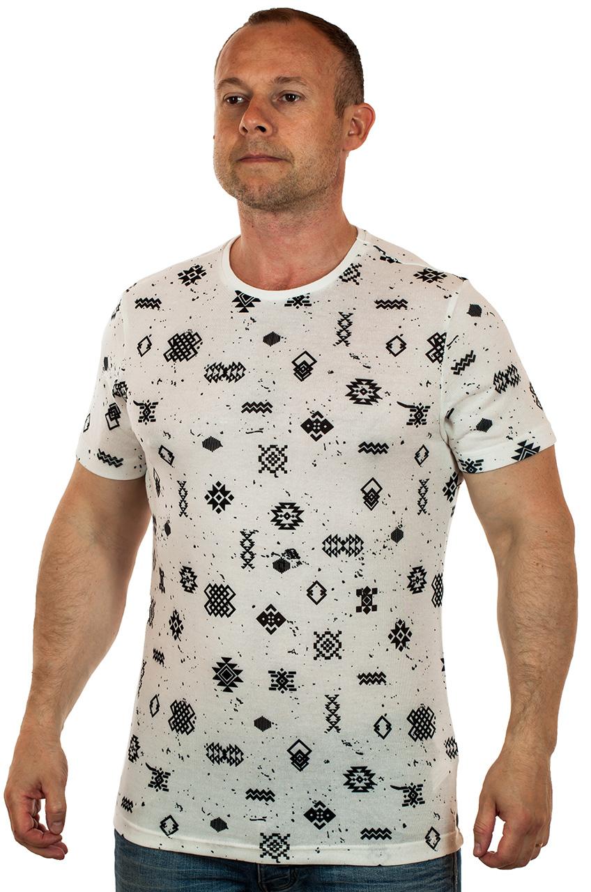 Популярные бренды мужских футболок в Военпро